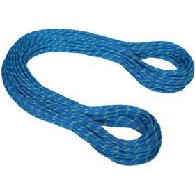 Mammut 7.5 Twilight Dry Rope 50m neon blue